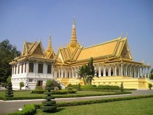 Paysages incroyables du Cambodge