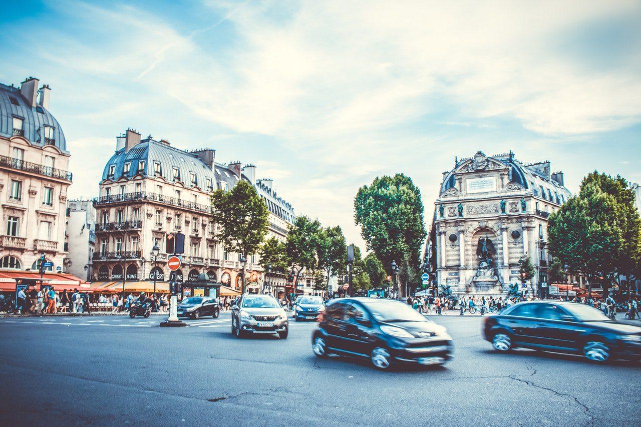 Se déplacer en France