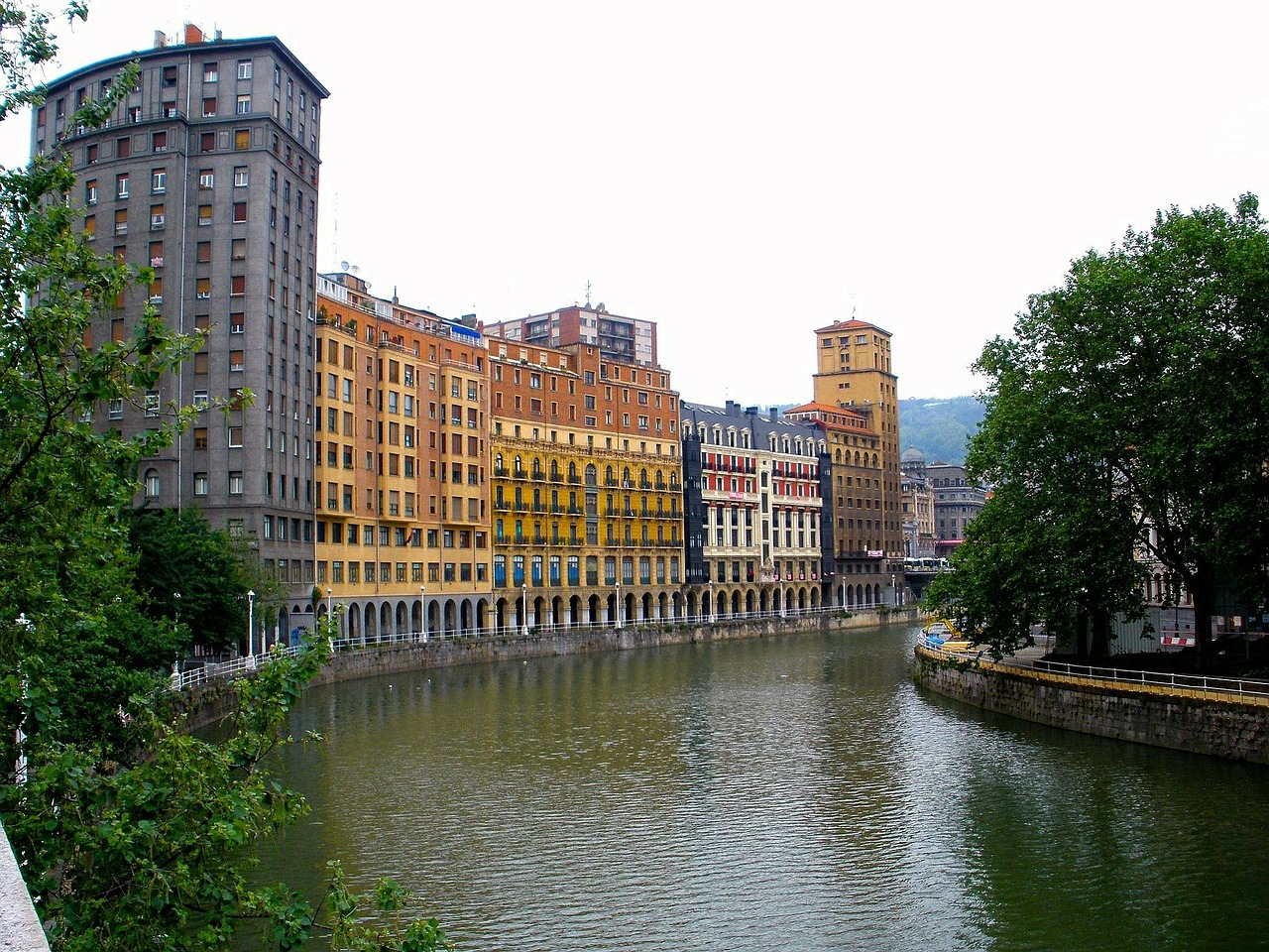 Beauté naturelle de Bilbao