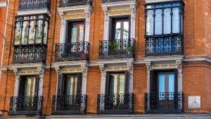 Belle architecture de Madrid