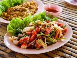 Gastronomie thaï