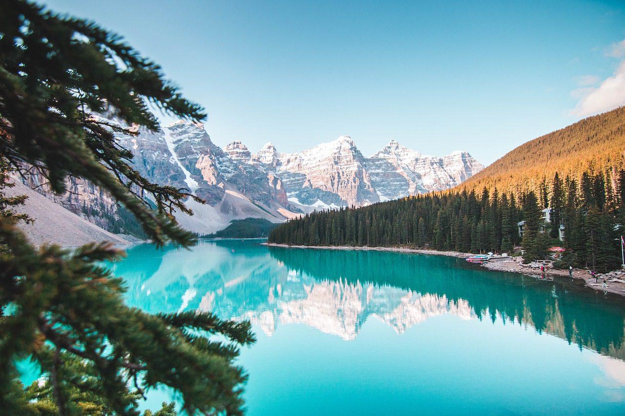 Les grands espaces canadien