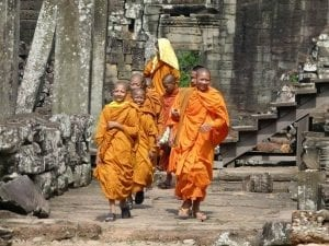 Guide gay du Cambodge