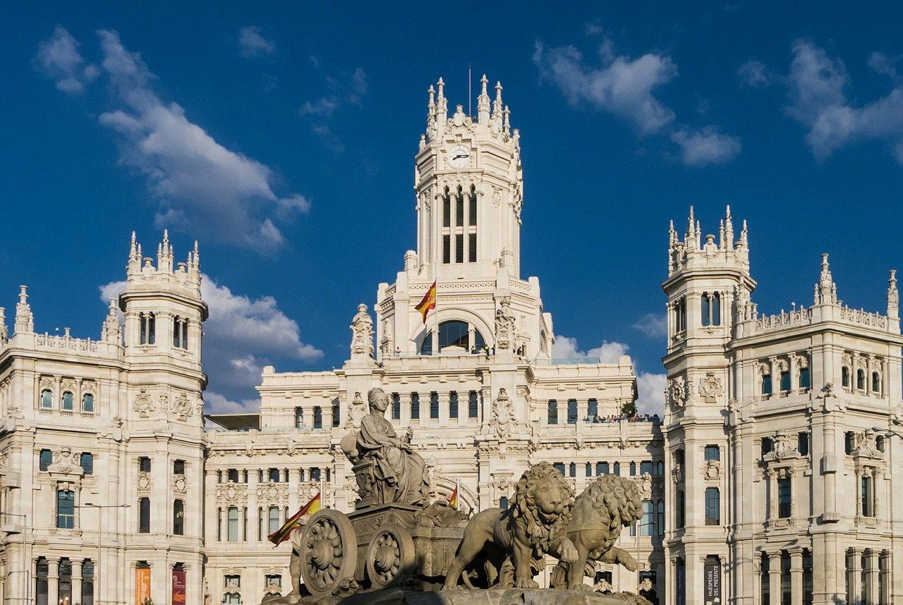 Madrid ville artistique