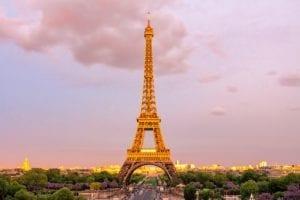 Petit guide voyage de France