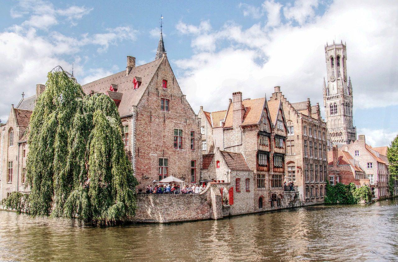 Villes de la Belgique