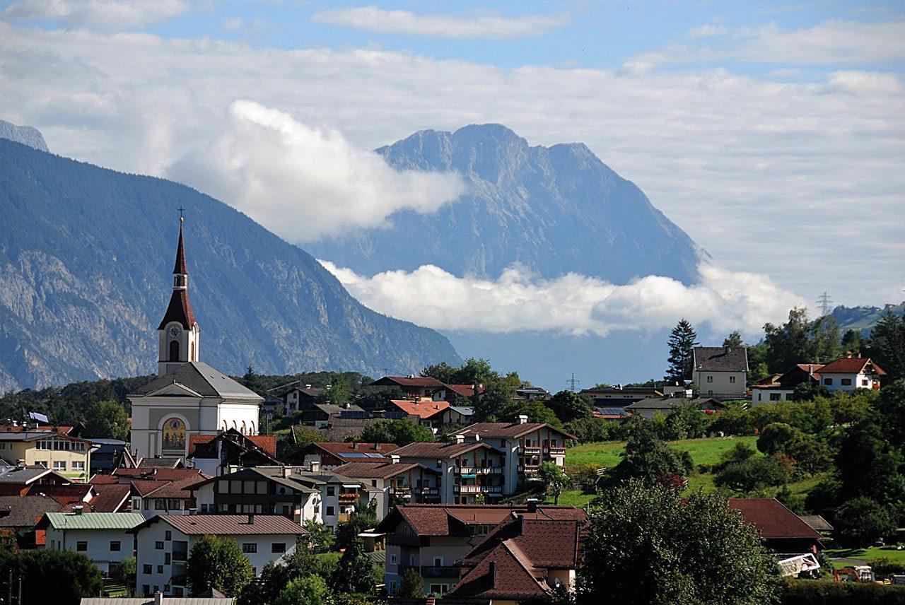 Visite de l'Autriche
