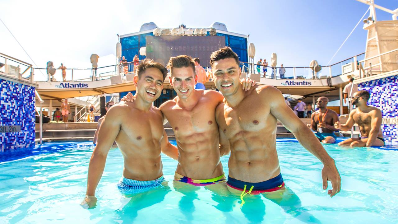 Is A Gay Cruise For You