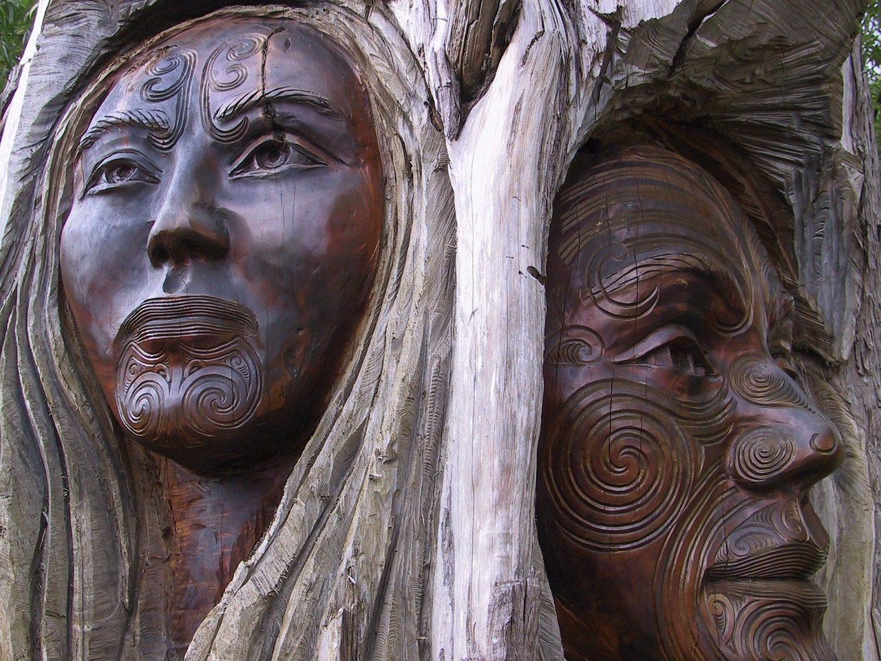 Culture maorie