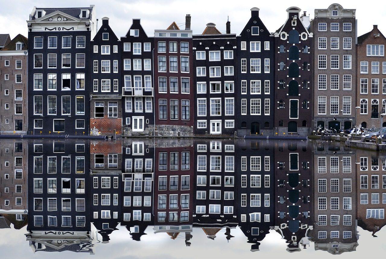 Explorations urbaines d'Amsterdam