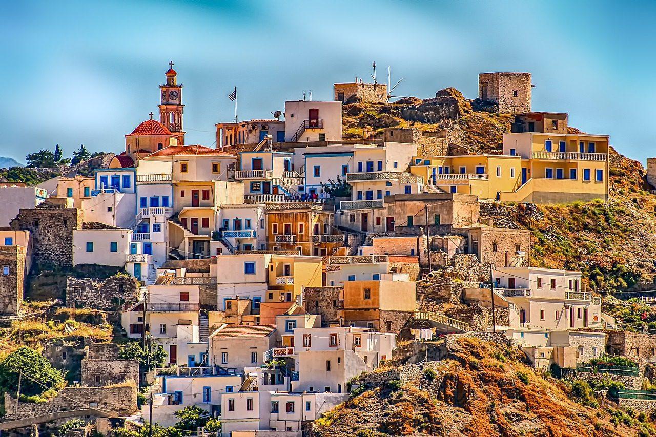 Gastronomies locales de la Grèce