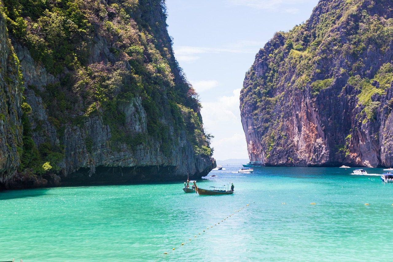 Guide gay de Koh Phi Phi