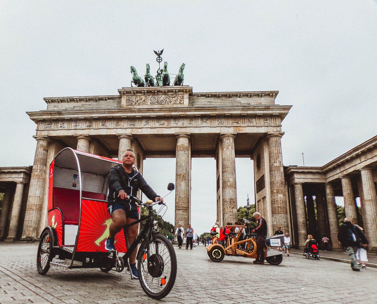 Location de voiture à Berlin