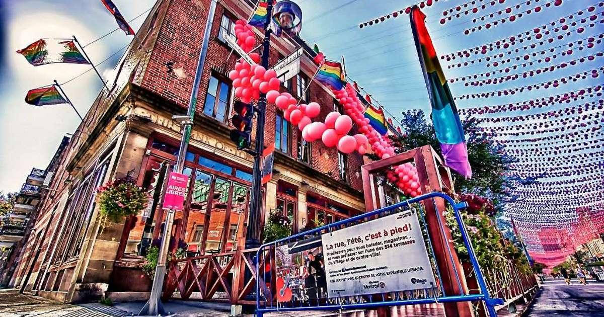 Meilleurs clubs gays du Village gay de Montréal