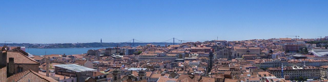 Miradouro Mania: Vues panoramiques sur la ville de Lisbonne
