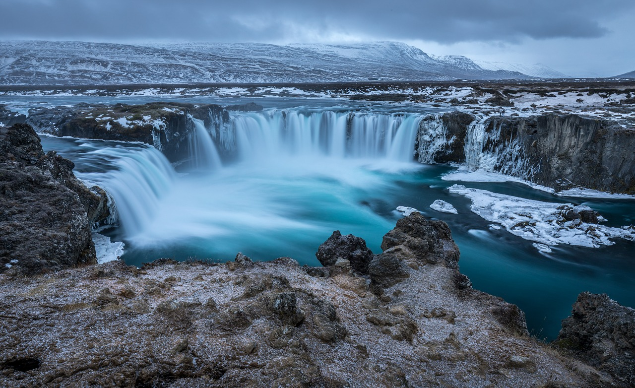 Nord Nirvana Islande