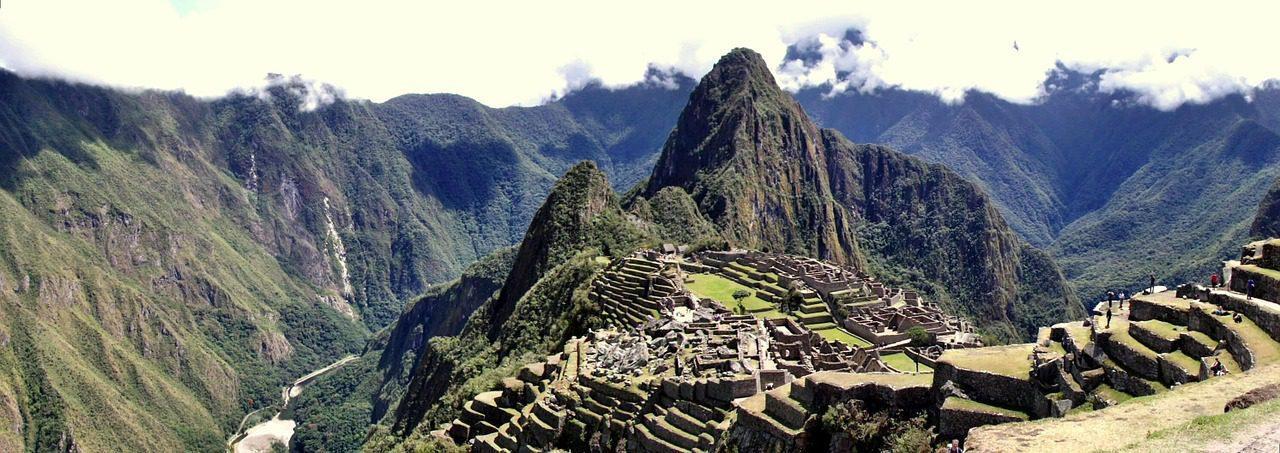 Oh, l'aventure au Pérou