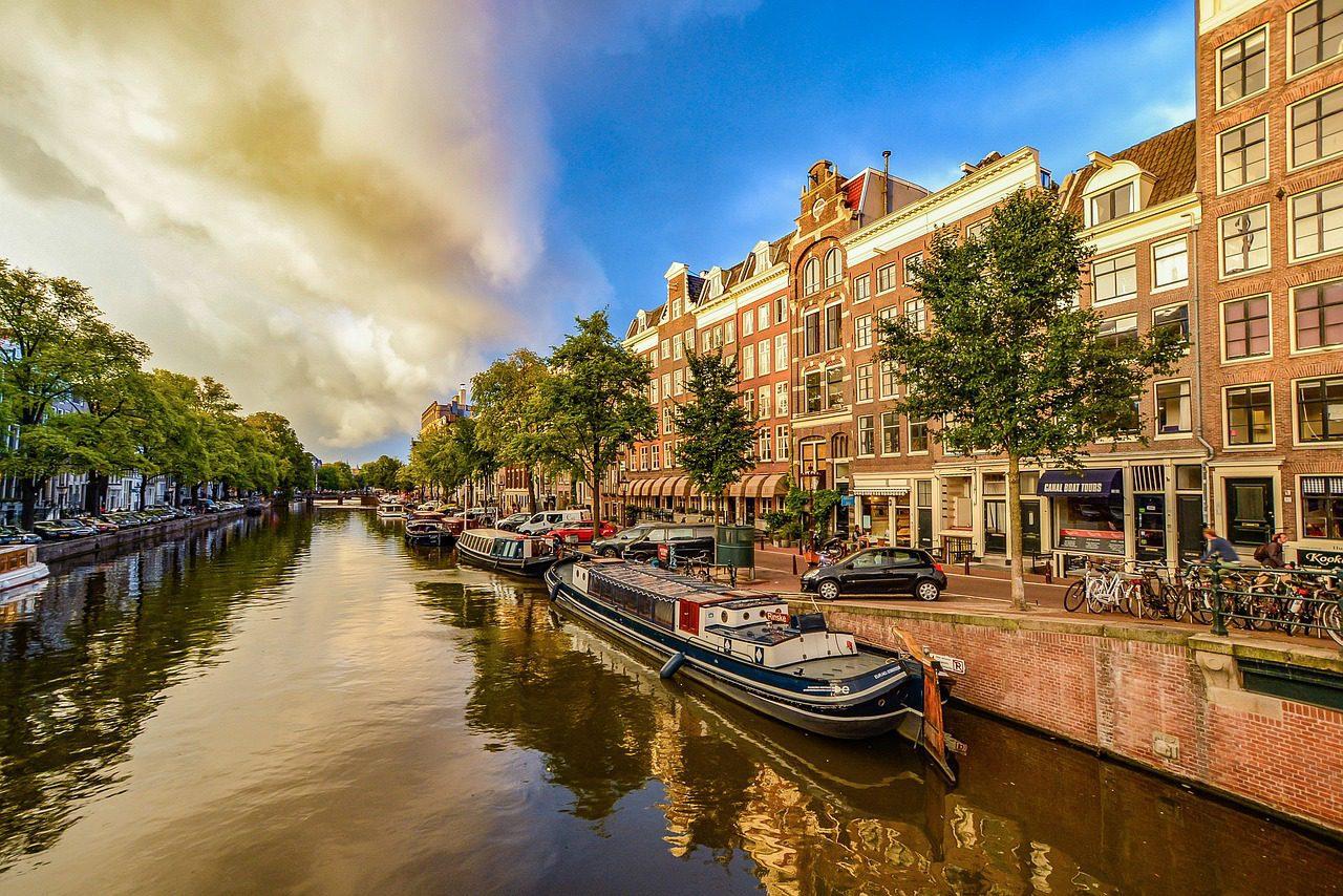 Paysages des Pays-Bas