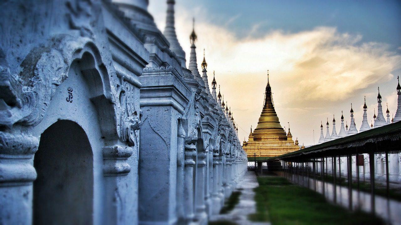 Plaisirs simples du Myanmar