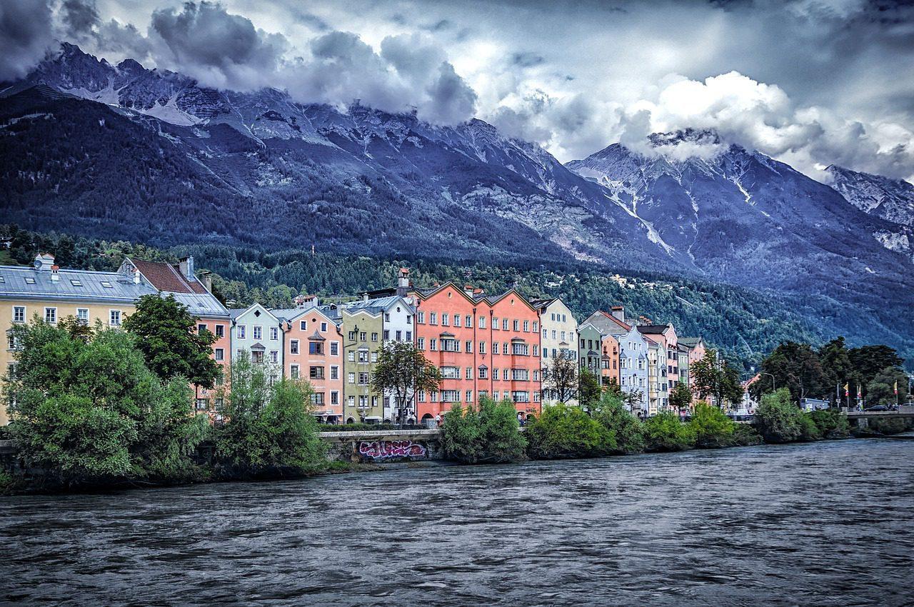 Se rendre à Innsbruck