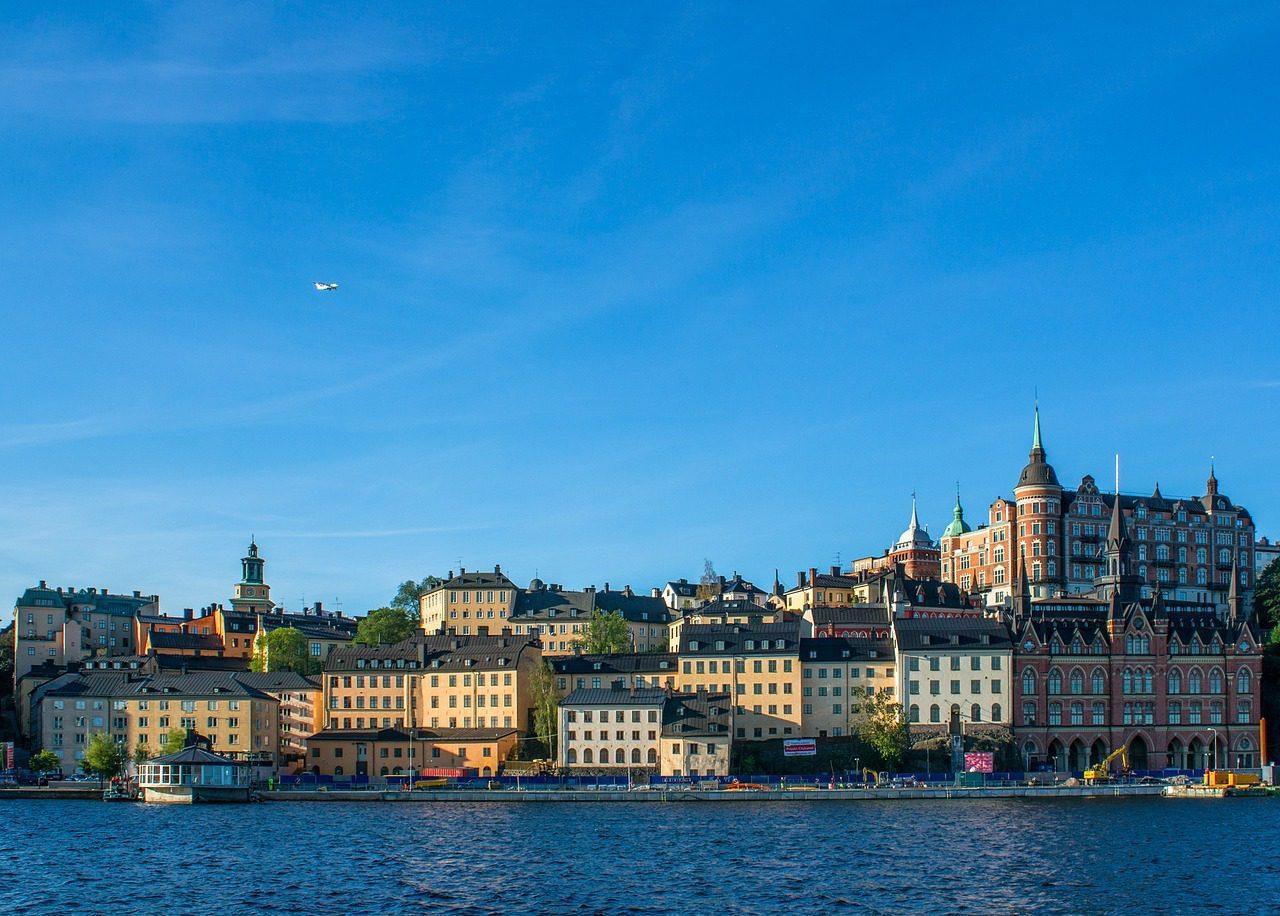 Style impeccable de Stockholm