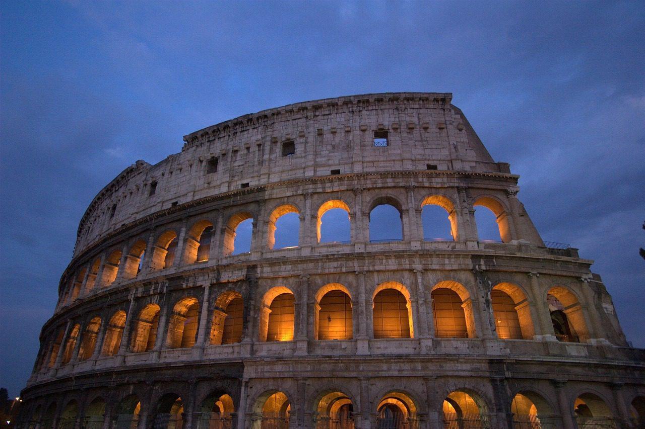 Trésors artistiques de Rome