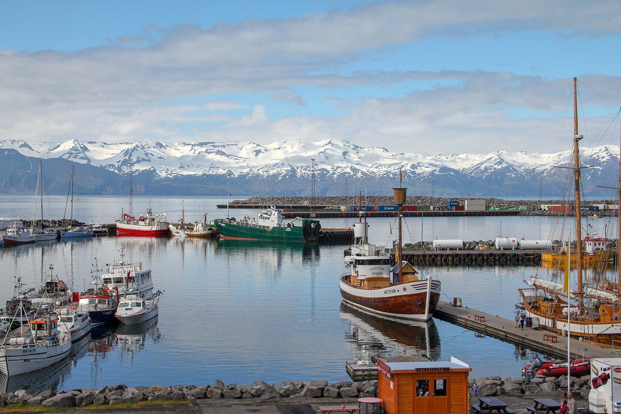 Une symphonie d'éléments Islande