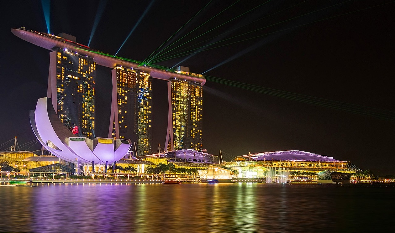 Une ville verte à Singapour