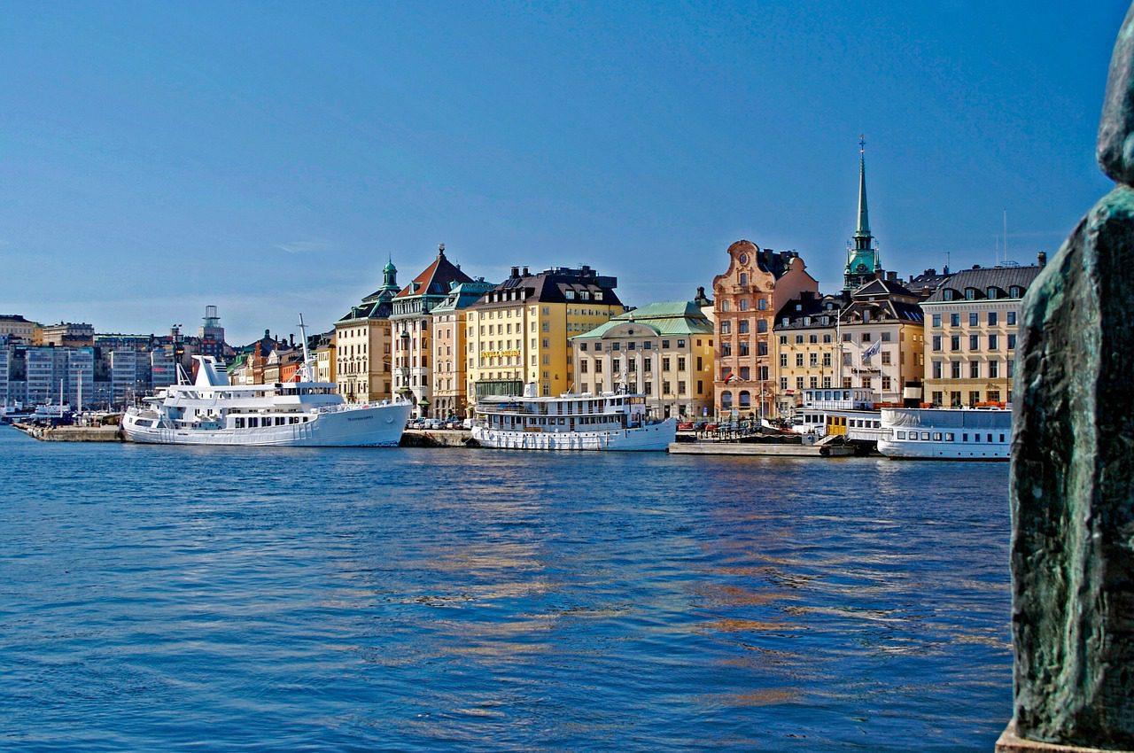 Ville facile de Stockholm
