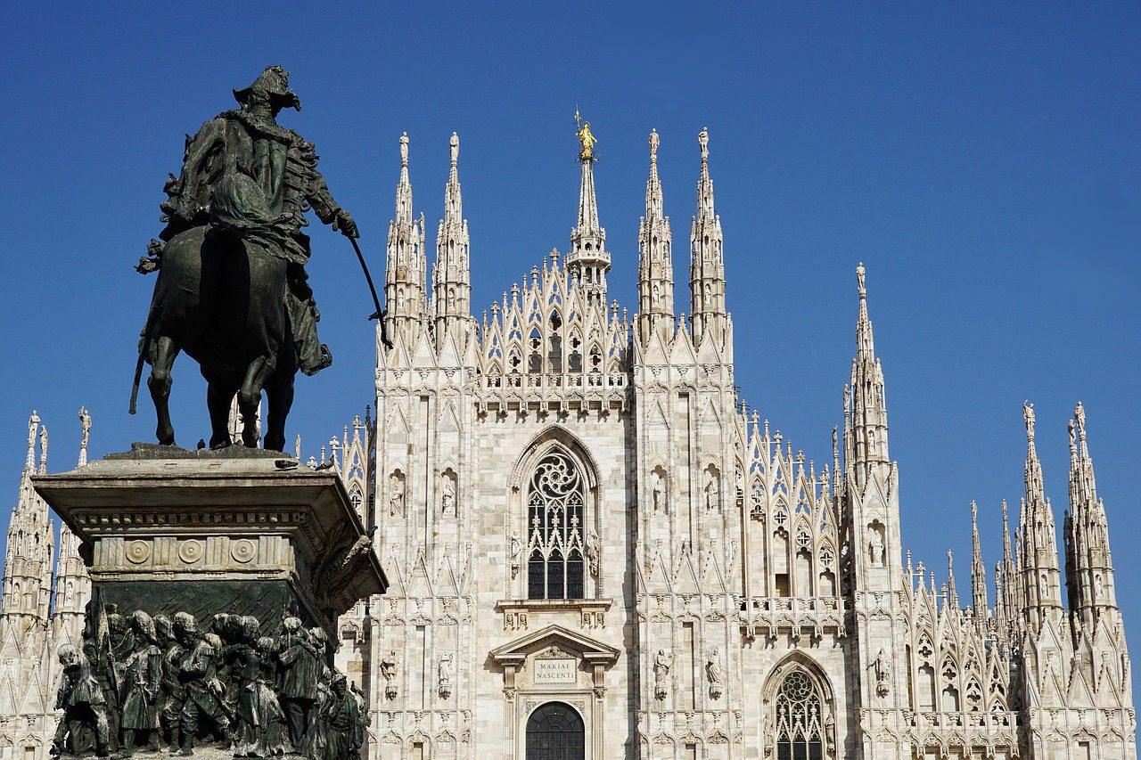 Vivre à la conception de Milan