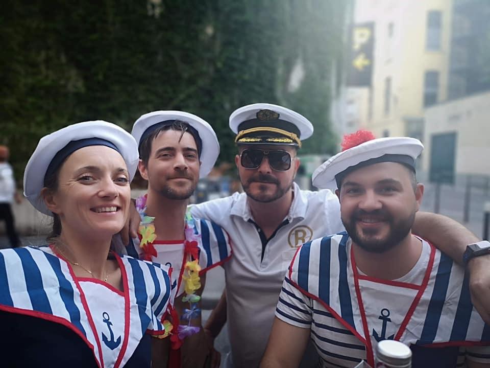Bars gays à Lyon