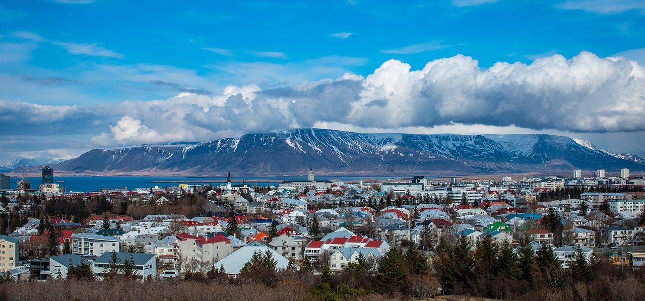 L'histoire de Reykjavik