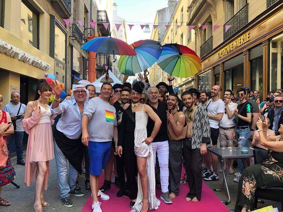Bars gay Lyon