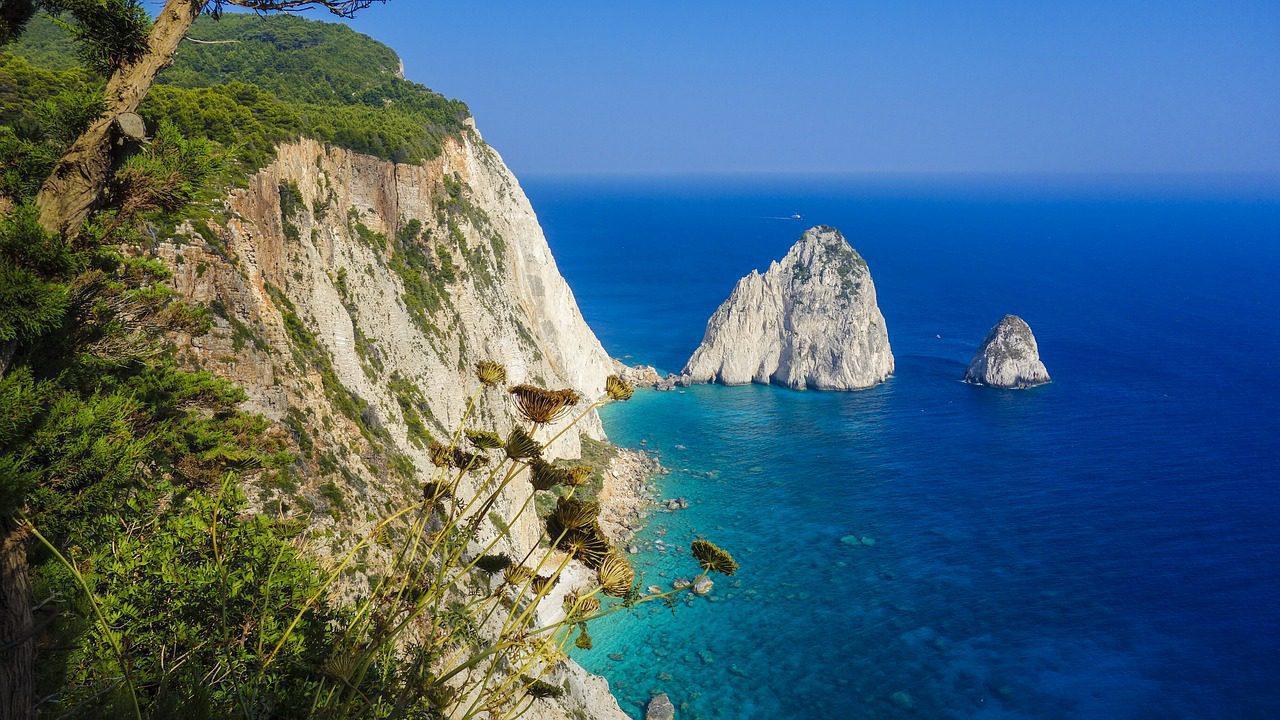 Paysages envoûtants de la Crète