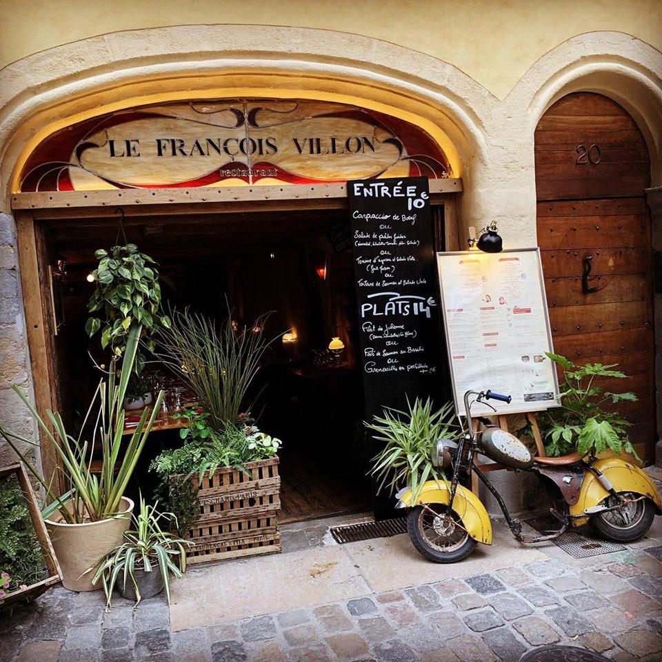 Restaurants gays à Lyon
