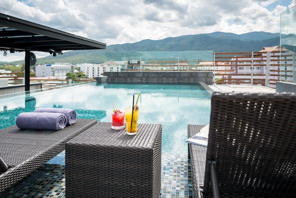 Hôtel cinq étoiles de Nimmanhaemin Road de Chiang Mai