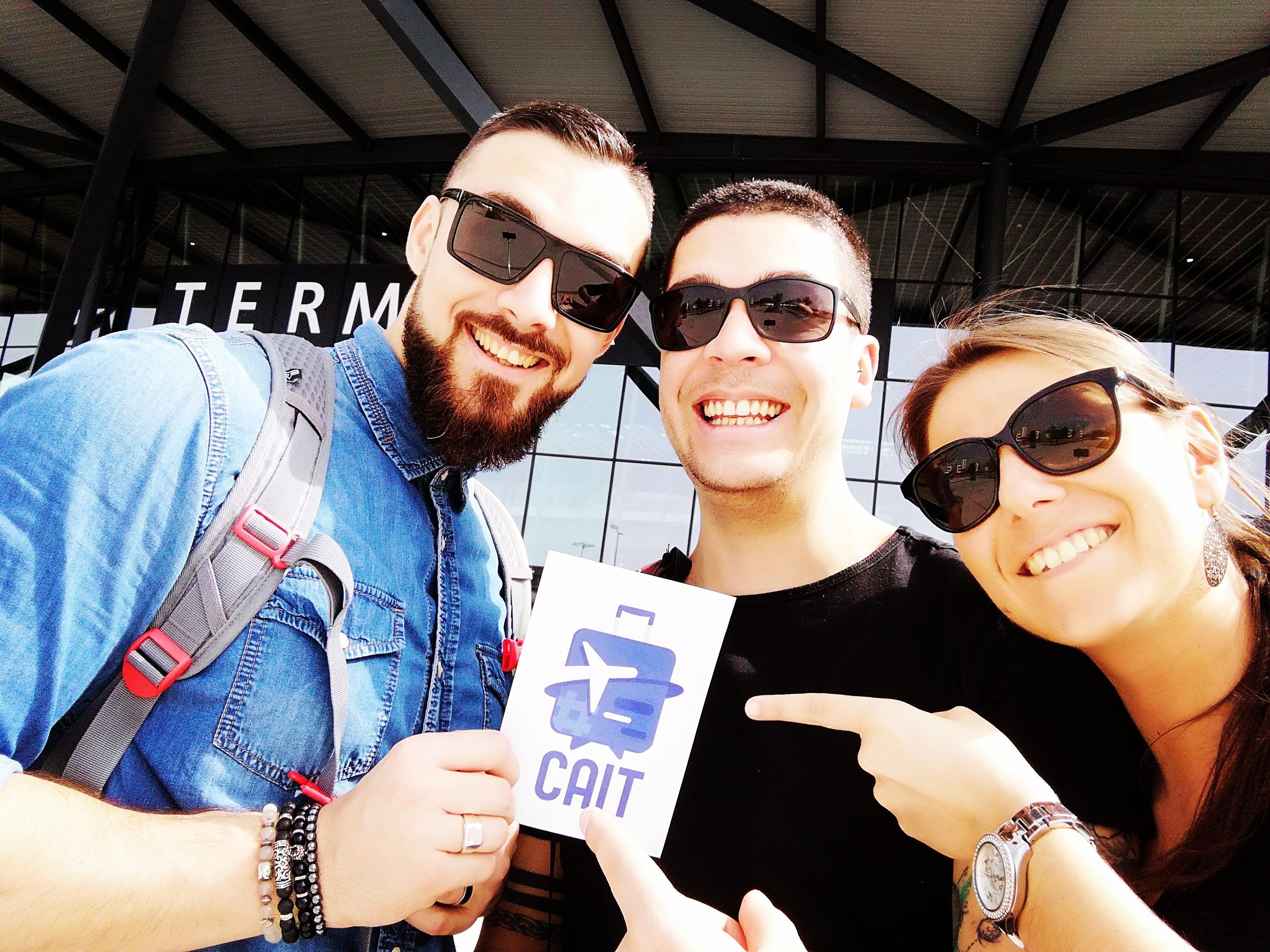 CAIT : le 1er réseau social dédié aux voyageurs