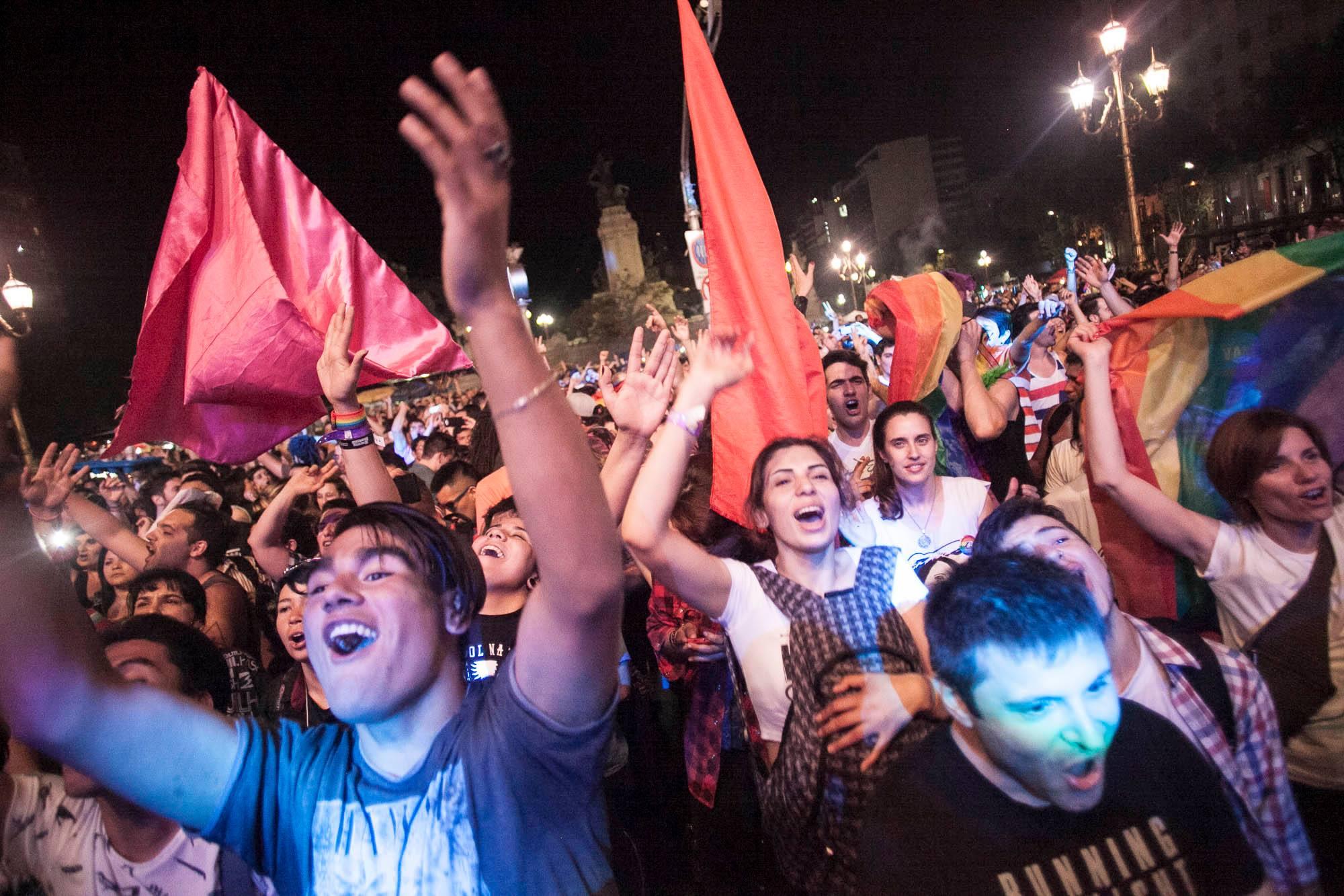 Discothèques gay de Buenos Aires
