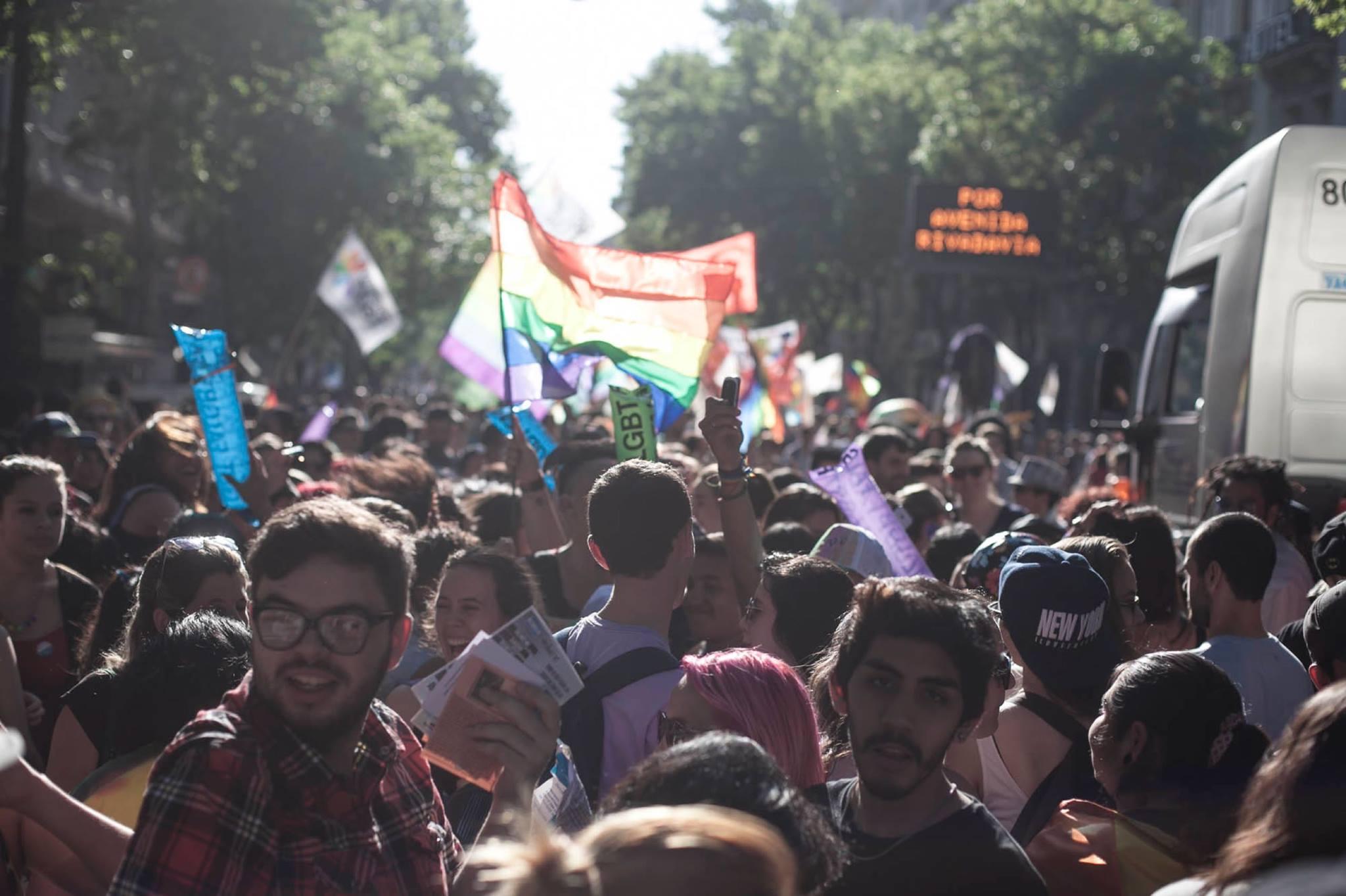 Droits des LGBTQ en Argentine