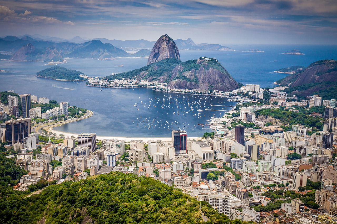 Guide gay de Janeiro