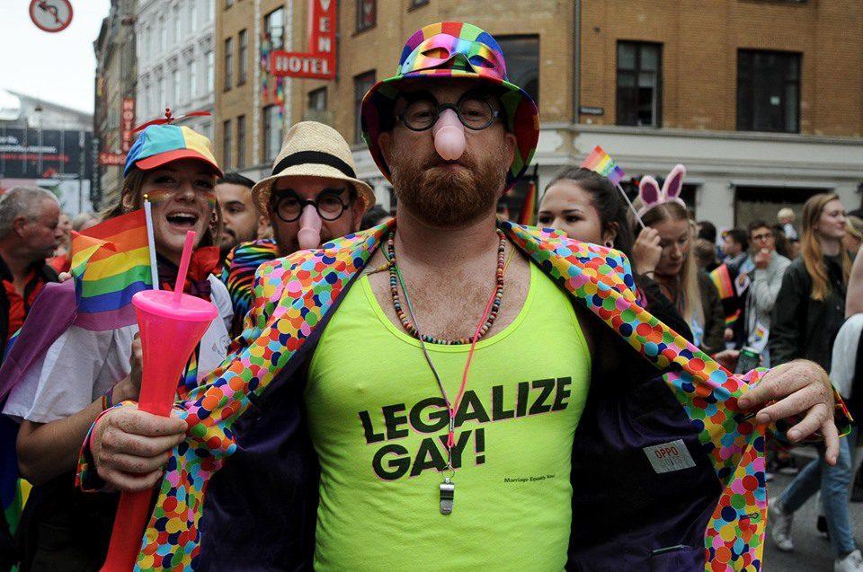 La vie gay à Copenhague