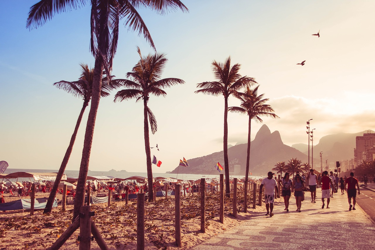 Les rythmes de Rio de Janeiro