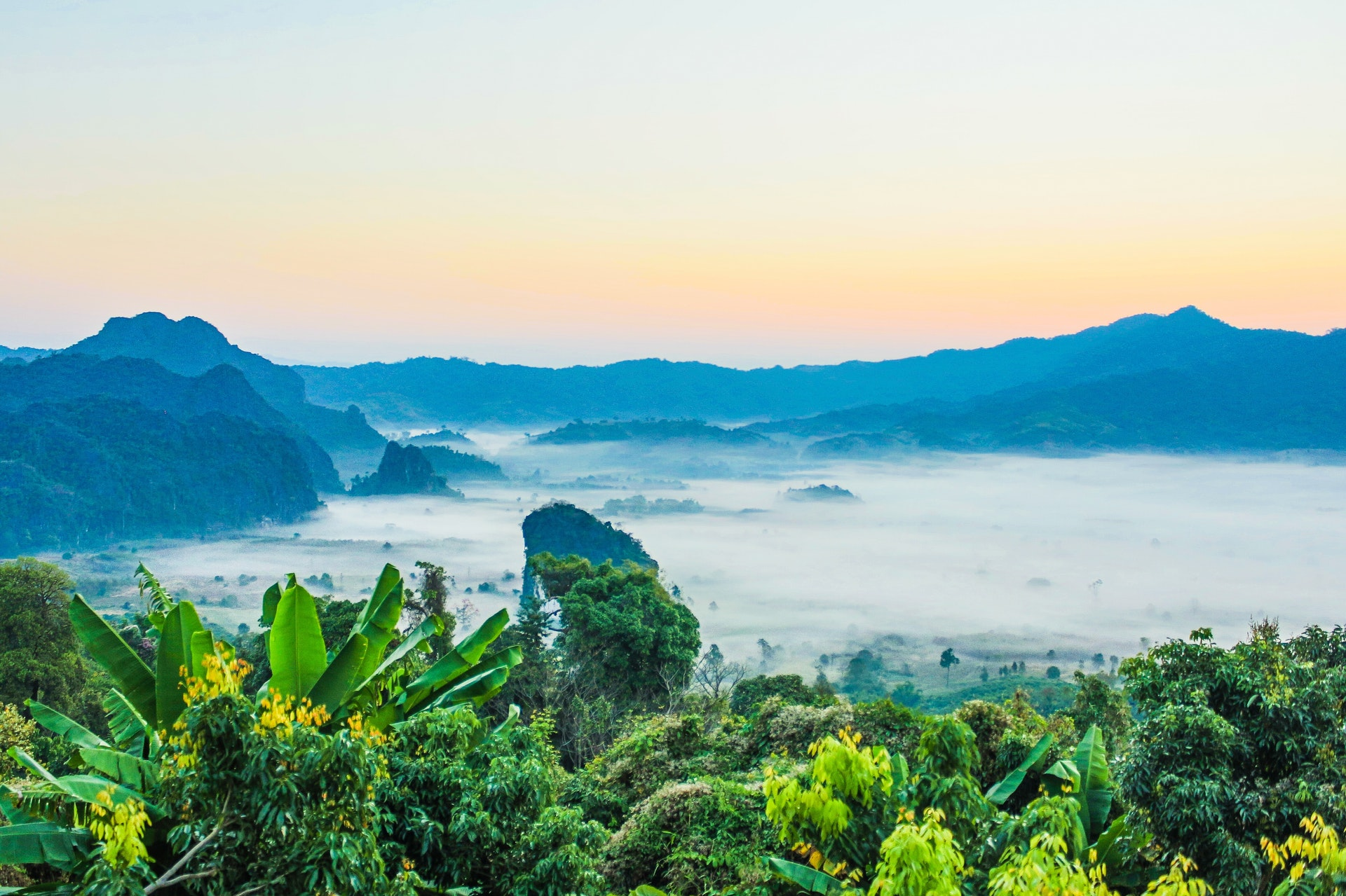 Visite de la Thaïlande