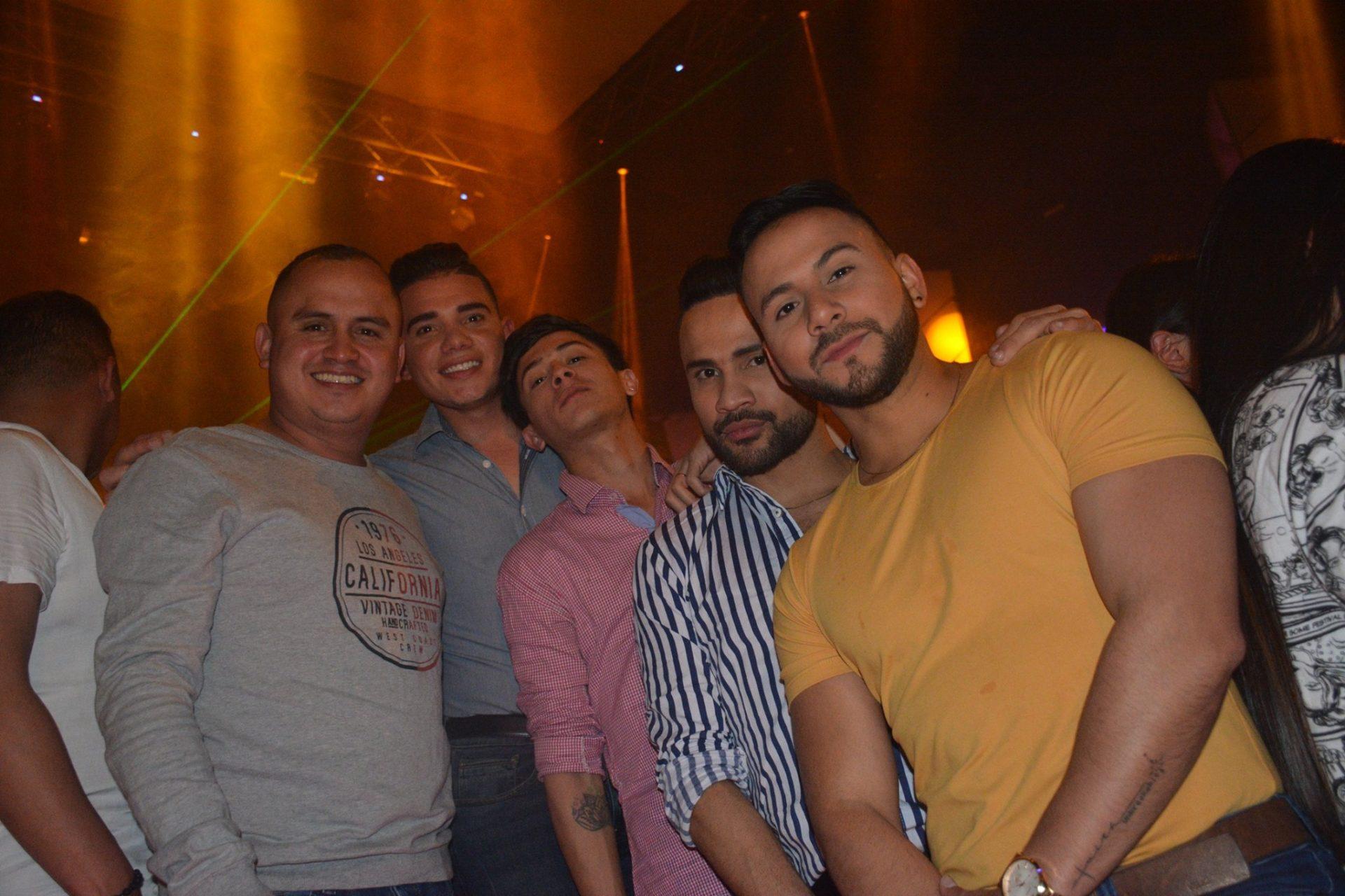 Bars et clubs gays à Bogotá