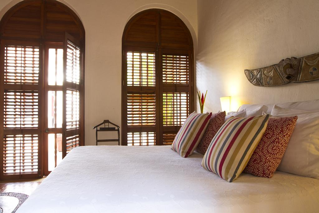 Hotel Quadrifolio de Carthagène