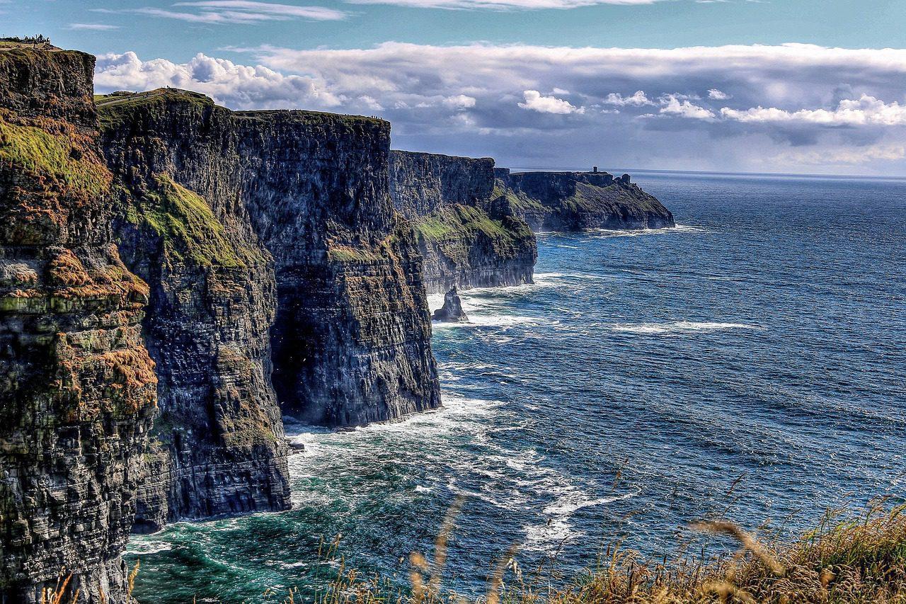 Pourquoi l'Irlande?