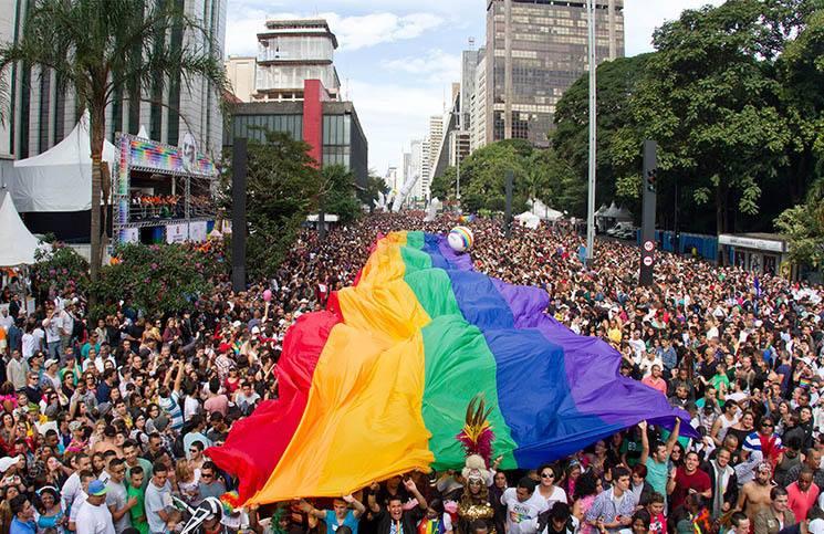 Un voyage gay au Brésil : ça ressemble à quoi?