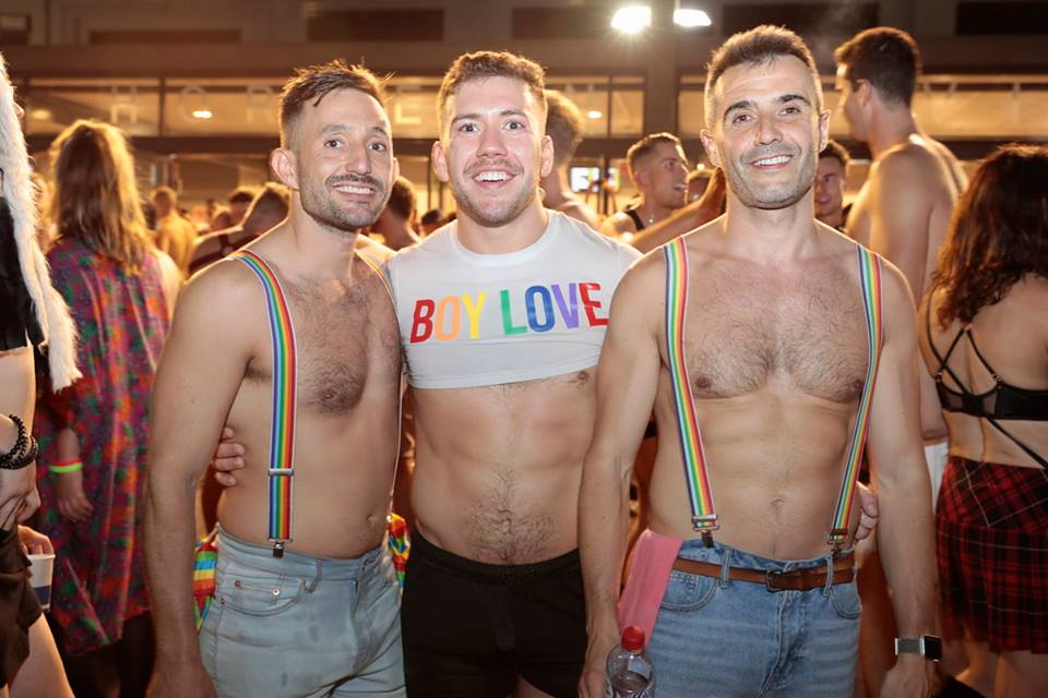 Destination gay de l'Australie