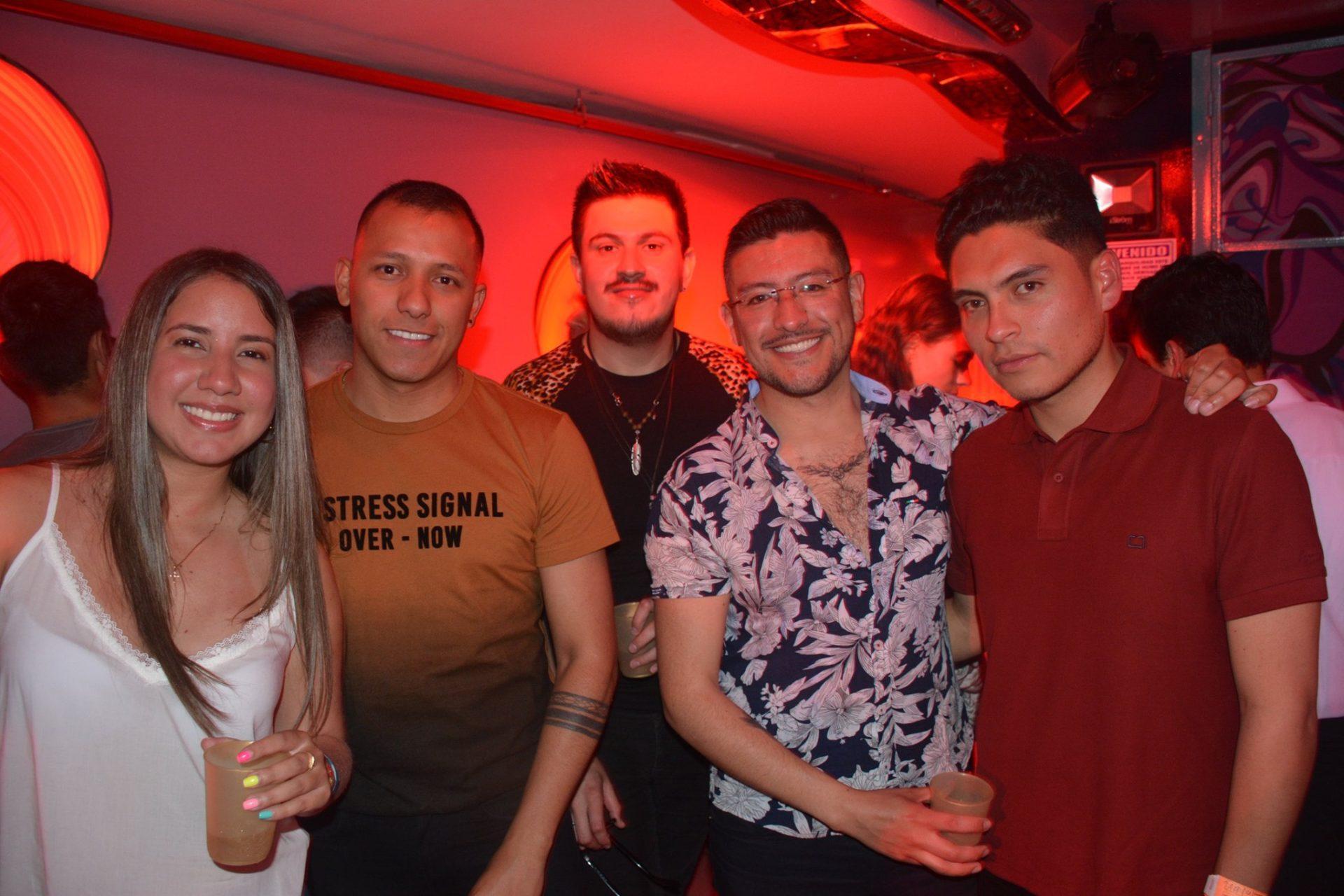 Gay Bogota