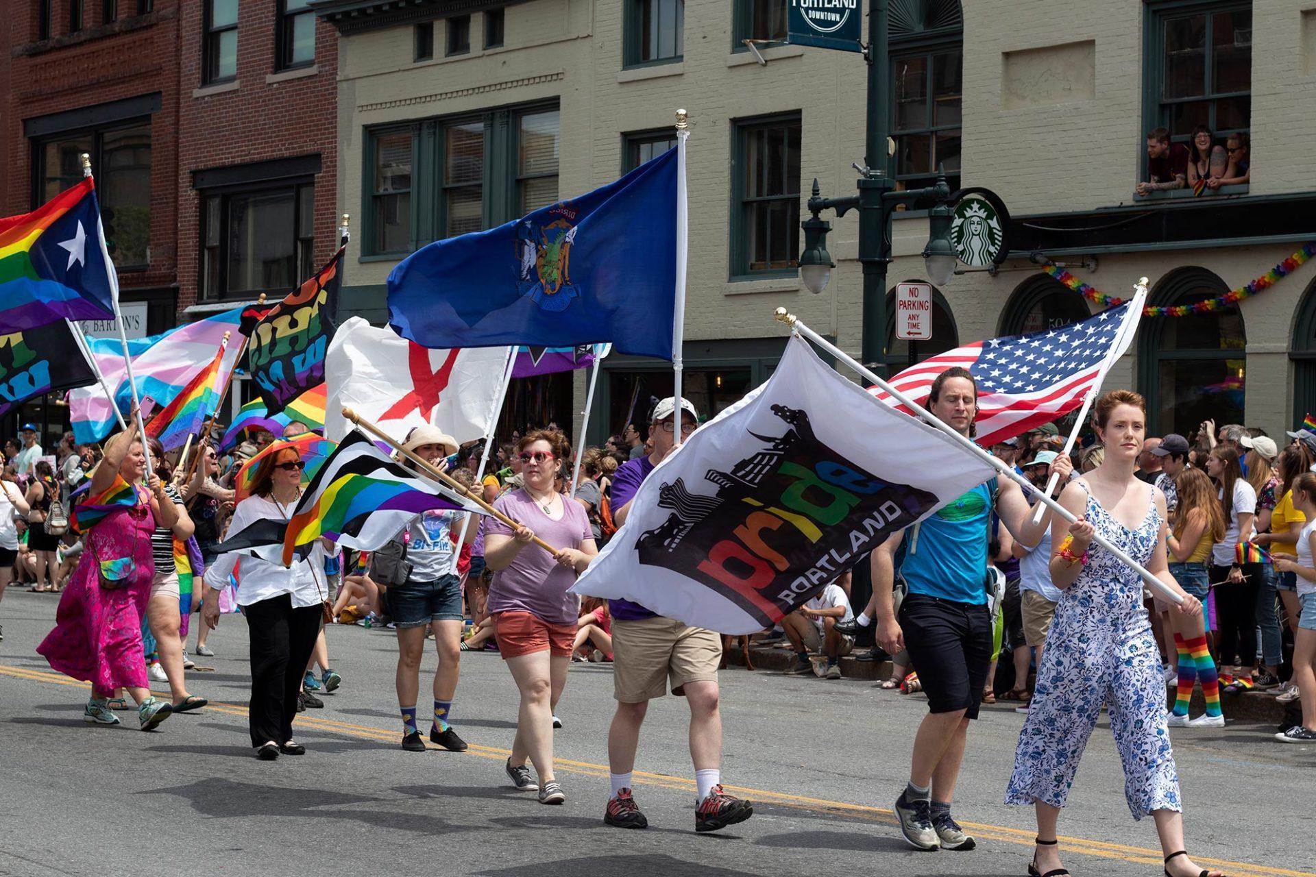 Gay Portland Maine